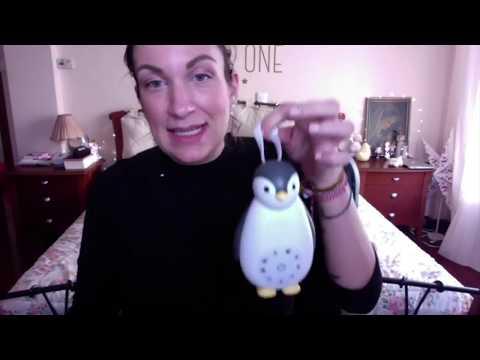 Zoe ο πιγκουίνος   Συσκευή νανουρίσματος με Bluetooth της Zazu review from gavrili olivia