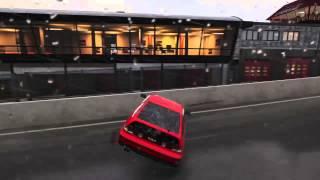 Forza Motorsport 6 Big crash