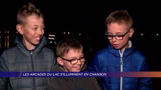 Yvelines | Les Arcardes du Lac s'illuminent en chanson