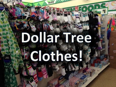 DOLLAR TREE CLOTHES + FASHION | Review