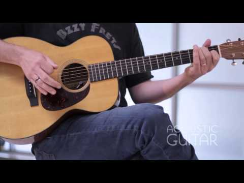 Single Chord Groove Weekly Workout form Acoustic Guitar