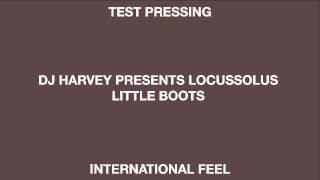 DJ Harvey Presents Locussolus