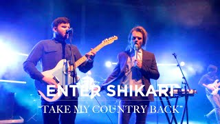 Enter Shikari - Take My Country Back || Live @ Rose Theatre