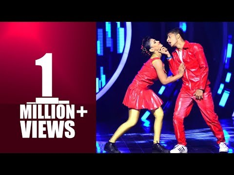 D 4 Dance Reloded I Super Finale I Saniya & Nakul - Telephone manipol I Mazhavil Manorama
