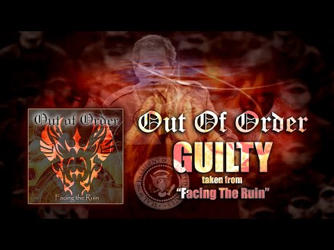OUT OF ORDER - Guilty (official lyric video)