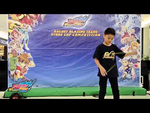 Blazing Teens 5: Store Cup Competition Mall Ciputra Cibubur, Juara 3 Level Expert