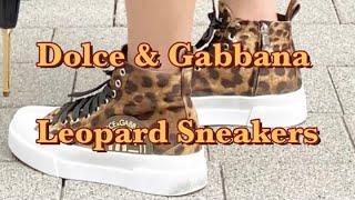 Dolce & Gabbana Leopard Sn…