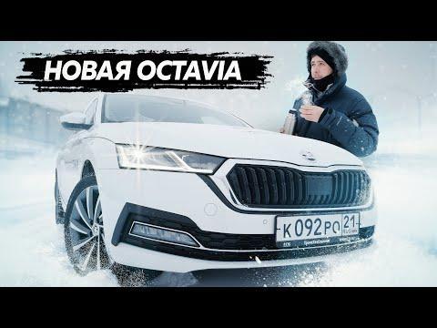 Skoda Octavia Тест-драйв.Anton Avtoman.