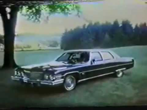 1974 Cadillac Fleetwood Talisman Commercial - Music by Steve Karmen