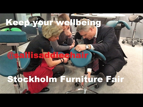 Keep your wellbeing - Stockholm Furniture Fair