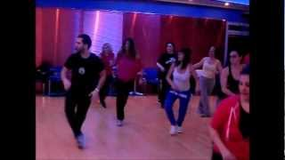DANCE AEROBIC STRATOS PANIDIS@MELEKOS HEALTH CLUB