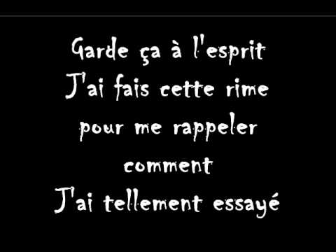 Linkin Park - In the end - traduction française