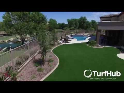 Coastal Blend Pro Synthetic Grass Property