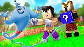 ALADDIN LUCKY BLOCKS (WILLY vs FARGAN vs VEGETTA)
