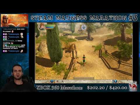 Steam Madness Marathon #3 61: Numen: Contest of Heroes |