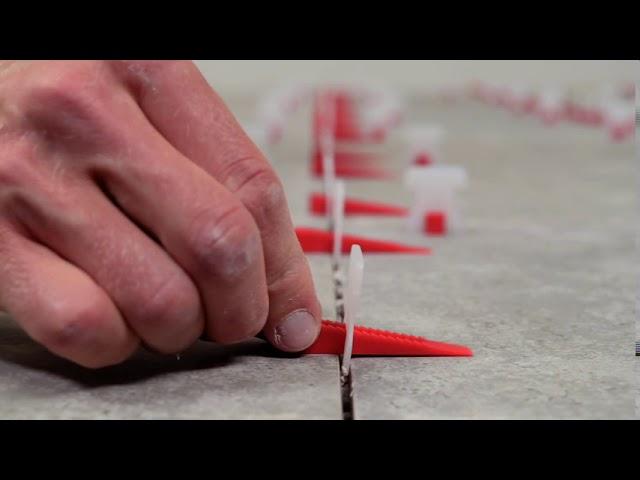 goldblatt s tile leveling system