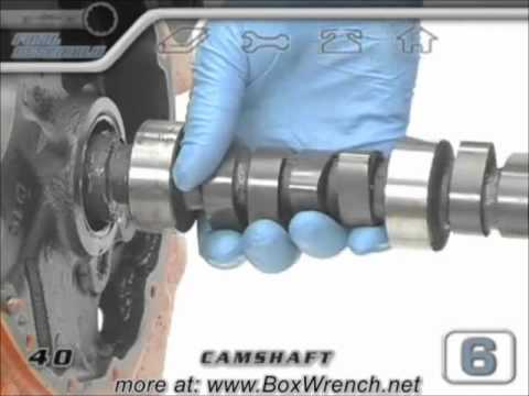 How to install camshaft.wmv