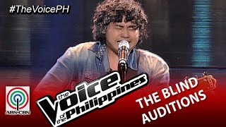 "The Voice of the Philippines Blind Audition ""The Sign"" by ElmerJun Hilario (Season 2)"