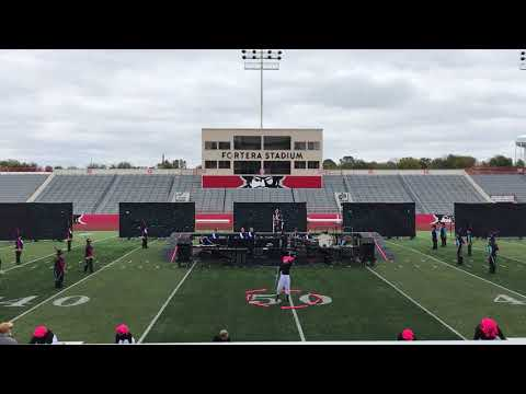 Sycamore High School Marching War Eagles - How Sweet It Is - APSU Performance - 10/28/17