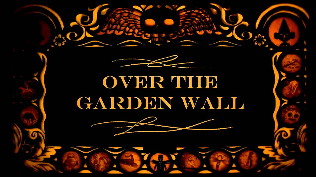 Over the garden wall intro polish youtube for Over the garden wall watch online