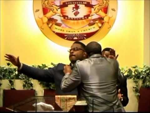 Prophet Brian Carn give a PRECISE WORD of Prophecy to Bishop William L. Harris IV