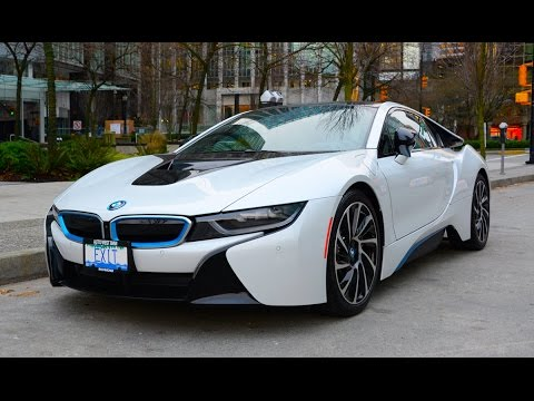 Bmw I8 Spotted In Vancouver B C Walk Around And Details Youtube