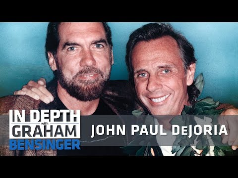 John Paul DeJoria: Starting Paul Mitchell out of my car