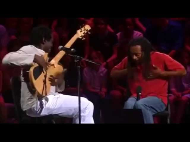 Bobby Mcferrin and Richard Bona bass & vocal jam