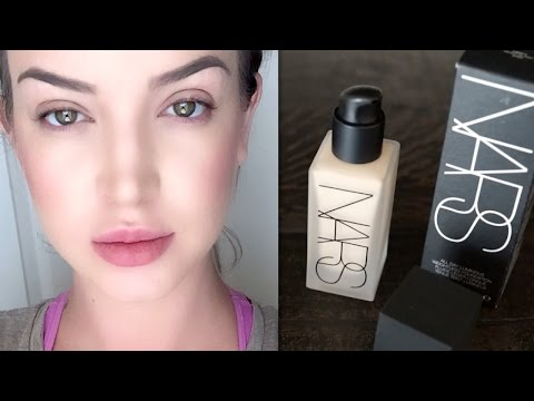 new!-nars-luminous-all-day-weightless-foundation:-review|demo