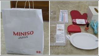MINISO Shopping haul - MY PASSION MY LIFESTYLE