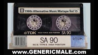 80s Alternative / New Wave Mixtape Volume 15