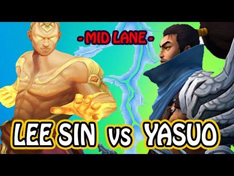 LEE SIN vs