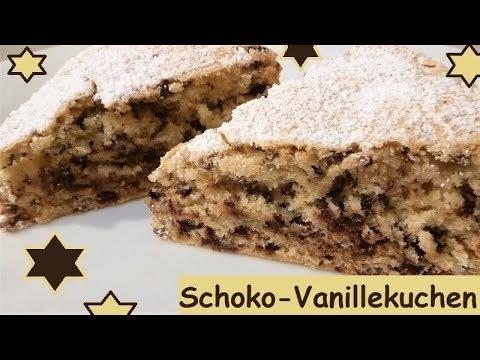 Schoko Vanillekuchen In 5 Minuten Bereit Fur Den Ofen Youtube