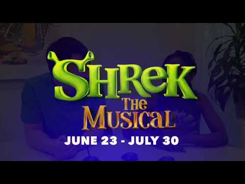 Introducing Shrek the Musical at Stages Theatre Company
