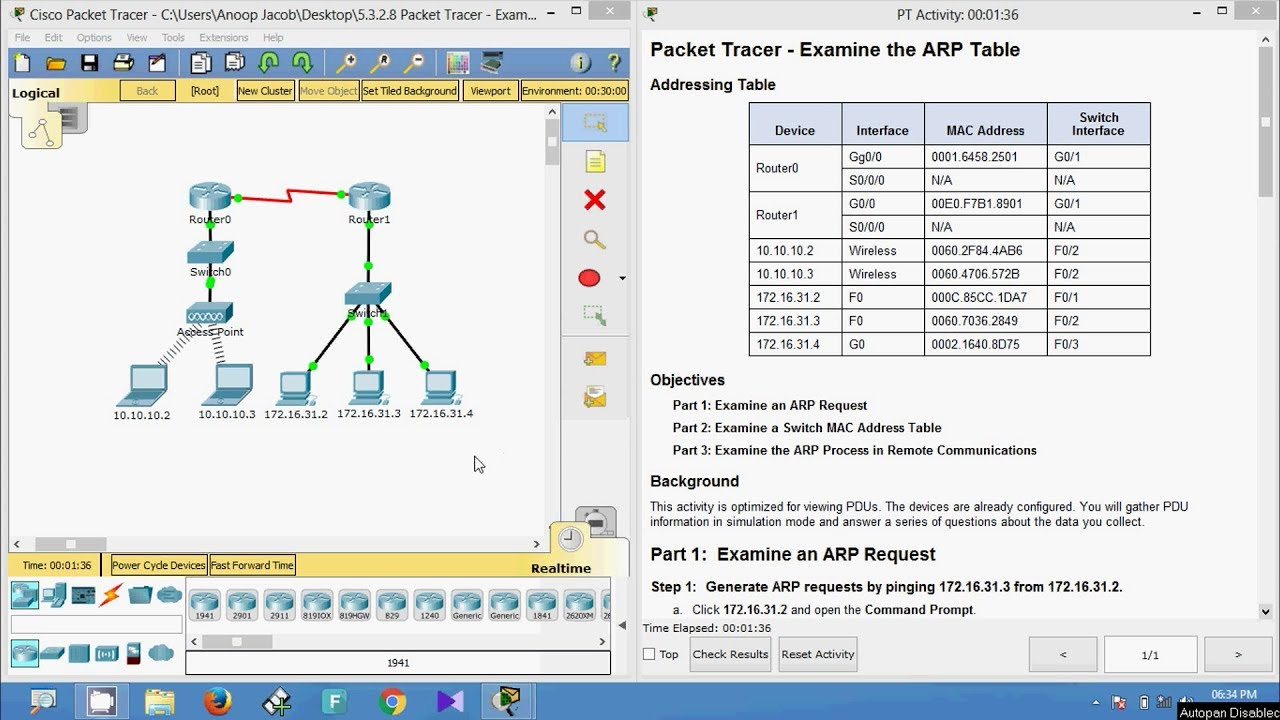 Cisco Packet Tracer 5.3 Tutorial Pdf