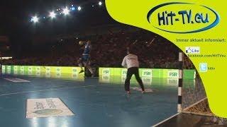 Kreativität am Ball - Die schönsten Handball Trickwurf - Tore