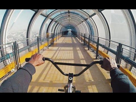 NIGEL SYLVESTER | GO - London To Paris