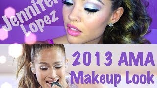 Jennifer Lopez ♥ JLO ♥  2013 AMA Makeup Tutorial ♥