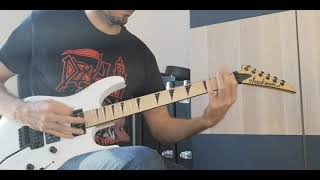 Anthrax - Indians Guitar Cover