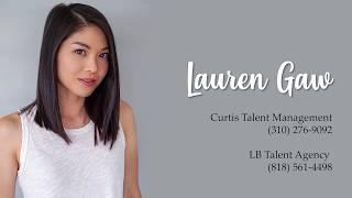 Lauren Gaw Acting Reel
