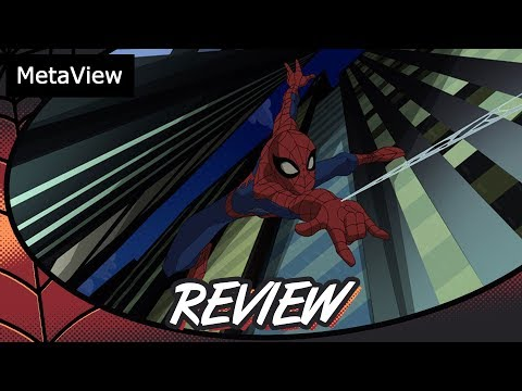 The Spectacular Spider-man: MetaView Animated Series Review