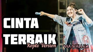 Video Via Vallen - Cinta Terbaik download MP3, 3GP, MP4, WEBM, AVI, FLV Oktober 2017