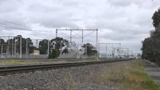 trains around newport ad broadmeadows