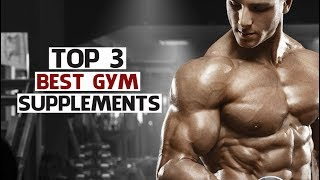Top 3 Best Amazon Gym Supplements For Rapid Muscle Growth and Toning