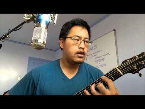 Thom Yorke - The Mother Lode (WARRENMUSIC Tutorial) [HD]
