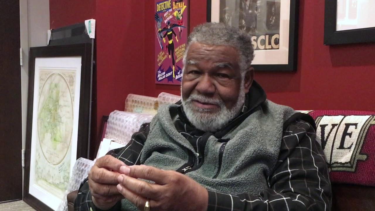 Julian Bond Oral History Project: Charles Black