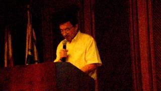 José Zuleta Ortiz lee algunos de sus poemas. Plenilunio No. 84