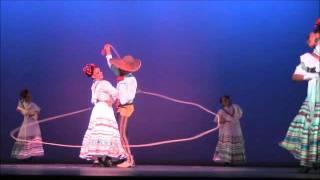 Ballet Folklórico de México de Amalia Hernández (Dance Performance #5, July 13, 2011)