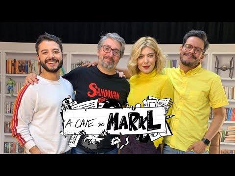 Ep. 6: Escola de Magia do mIRC | Rui Maria Pego, Raquel Strada, Wandson | Cave do Markl