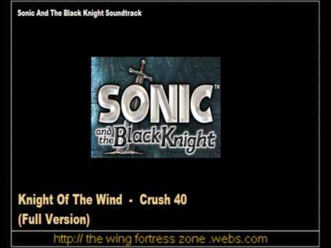 Knight of The Wind - Crush 40 (Full Version)